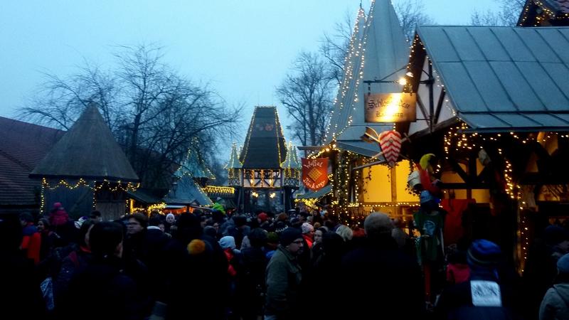 Dachau Weihnachtsmarkt.Galerie
